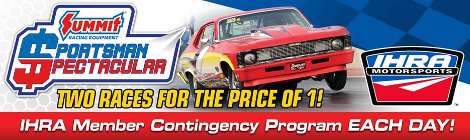 SIR - Saskatchewan International Raceway - IHRA Drag Racing